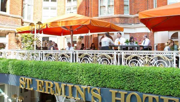 St Ermin's Hotel London Terrace