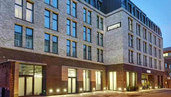 Staybridge Suites Vauxhall Exterior