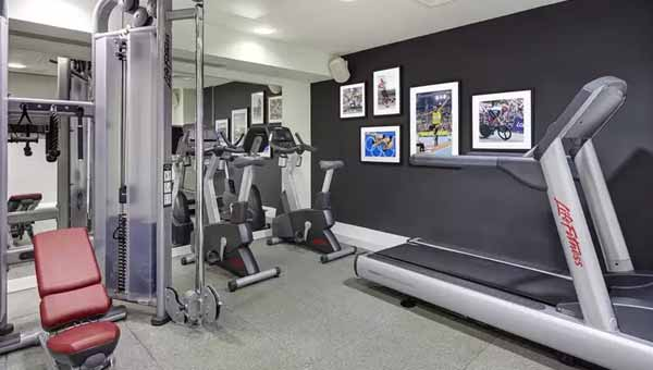 Staybridge Suites Vauxhall Fitness Centre