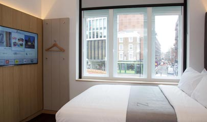 Z hotel Shoreditch